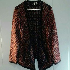 Anthropologie Moth Thick knit Cardigan